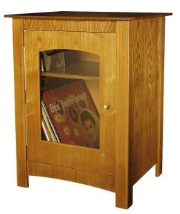 Williamsburg Entertainment Center Stand - Oak