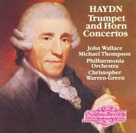 Haydn: Trumpet and Horn Concertos