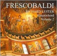 Frescobaldi: Harpsichord, Vol. 2