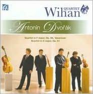 Dvorák: String Quartets Op. 96 & Op. 61