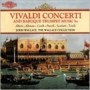 Vivaldi Concerti; Baroque Trumpet Music