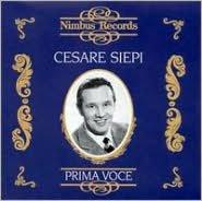 Prima Voce: Cesare Siepi