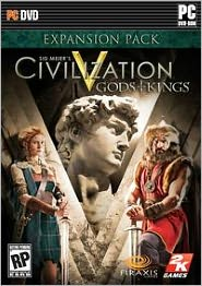 Sid Meier's Civilization V: Gods & Kings PC