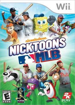 Nicktoons MLB Wii