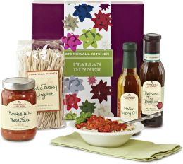 Stonewall Kitchen Holiday Italian Dinner Collection