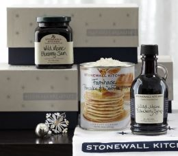 Stonewall Kitchen Blueberry Breakfast Gift