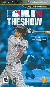 MLB 10 PSP