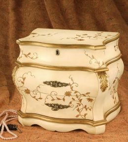 Accent Treasures 1015 Bellissimo- Jewelry Chest