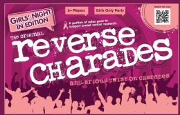 Reverse Charades-Girls Night In