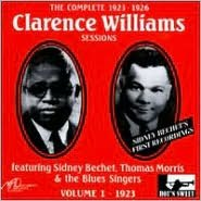 Clarence Williams and the Blues Singers, Vol. 1 (1923-1928)
