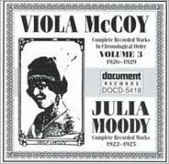 Complete Recorded Works, Vol. 3 (1922-25)