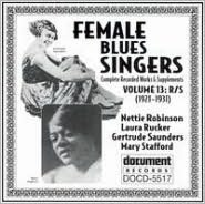 Female Blues Singers, Vol. 13: R/S (1921-1931)