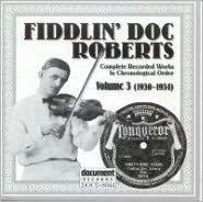 Fiddlin' Doc Roberts, Vol. 3