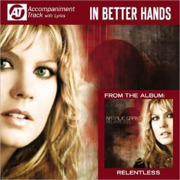 In Better Hands (Accompaniment Track)