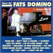 The Best of Fats Domino Live, Vol. 2