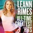 CD Cover Image. Title: All-Time Greatest Hits, Artist: LeAnn Rimes