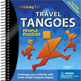 Magnetic Travel Tangoes People