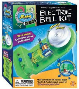 Poof-Slinky 443080 Electric Bell Kit-