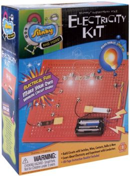 Poof Slinky PS2018 Electricity Kit without Batteries