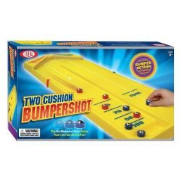 Two Cushion Bumpershot