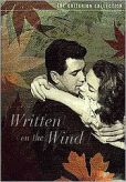 Video/DVD. Title: Written on the Wind