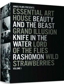 Essential Art House, Volume 1