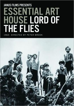 an analysis of peter brooks directed film lord of the flies Peter brooks' big-screen adaptation of william golding's classic lord of the flies adheres closely to the source material after a plane accident, 30 school-age boys find themselves stranded on an island the boys decide that the disciplined ralph (james aubrey) will be their leader.
