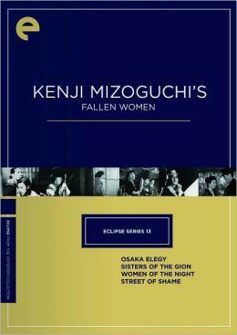 Kenji Mizoguchi's Fallen Women