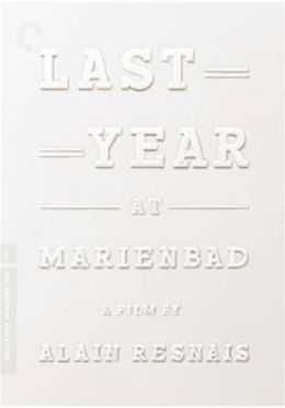 Criterion Collection: Last Year At Marienbad
