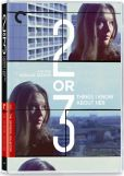 Video/DVD. Title: 2 or 3 Things I Know About Her