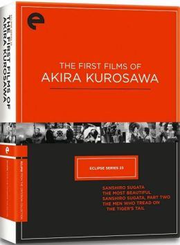 The First Films of Akira Kurosawa
