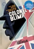 Video/DVD. Title: The Life and Death of Colonel Blimp
