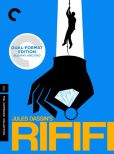 Video/DVD. Title: Rififi