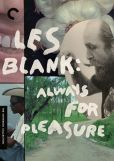 Video/DVD. Title: Les Blank: Always For Pleasure