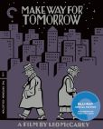Video/DVD. Title: Make Way for Tomorrow