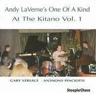 Andy Laverne at the Kitano, Vol. 1