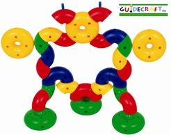 Guidecraft G16870 Twister Curves - 91 Pieces
