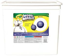 Crayola 2lb Model Magic Bucket White