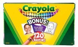 Crayola 120 Count Crayons