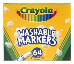 Crayola 64 Count Pip Squeaks Skinnies Markers