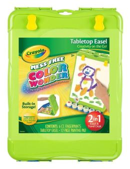 Crayola Color Wonder Table Top Easel