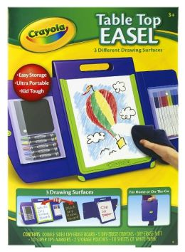 Crayola Table Top Easel & Portfolio