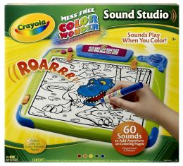 Crayola Sound Studio