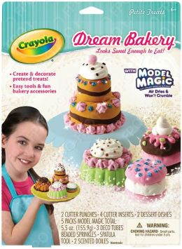 Crayola Model Magic Dream Bakery Deluxe
