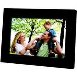 Coby Widescreen Photo Frame 7 Inch