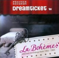 Dreamticket to La Bohème