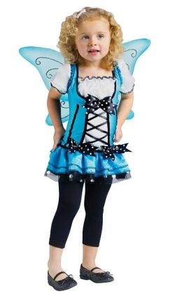 Bluebelle Fairy Toddler Costume: Toddler (24 Mos./2T)
