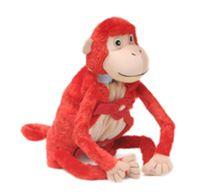 Zoobies BB101 Baby Mashaka The Monkey