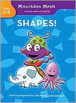 Munchkin Math: Shapes