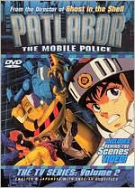 Patlabor - the Mobile Police: the Tv Series, Vol.